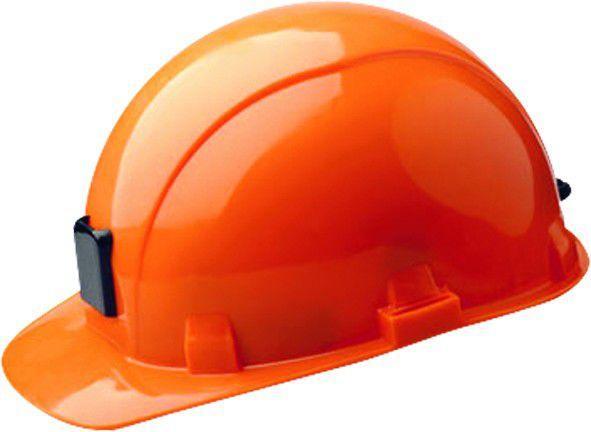 Каска шахтерская СОМЗ-55 Фаворит (оранжевая) (77514)