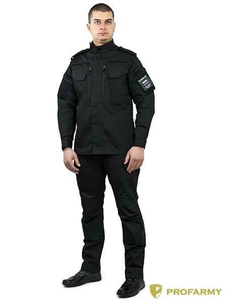 Костюм Condor-2 CPR-16 черный, Тактические костюмы - арт. 1067000259