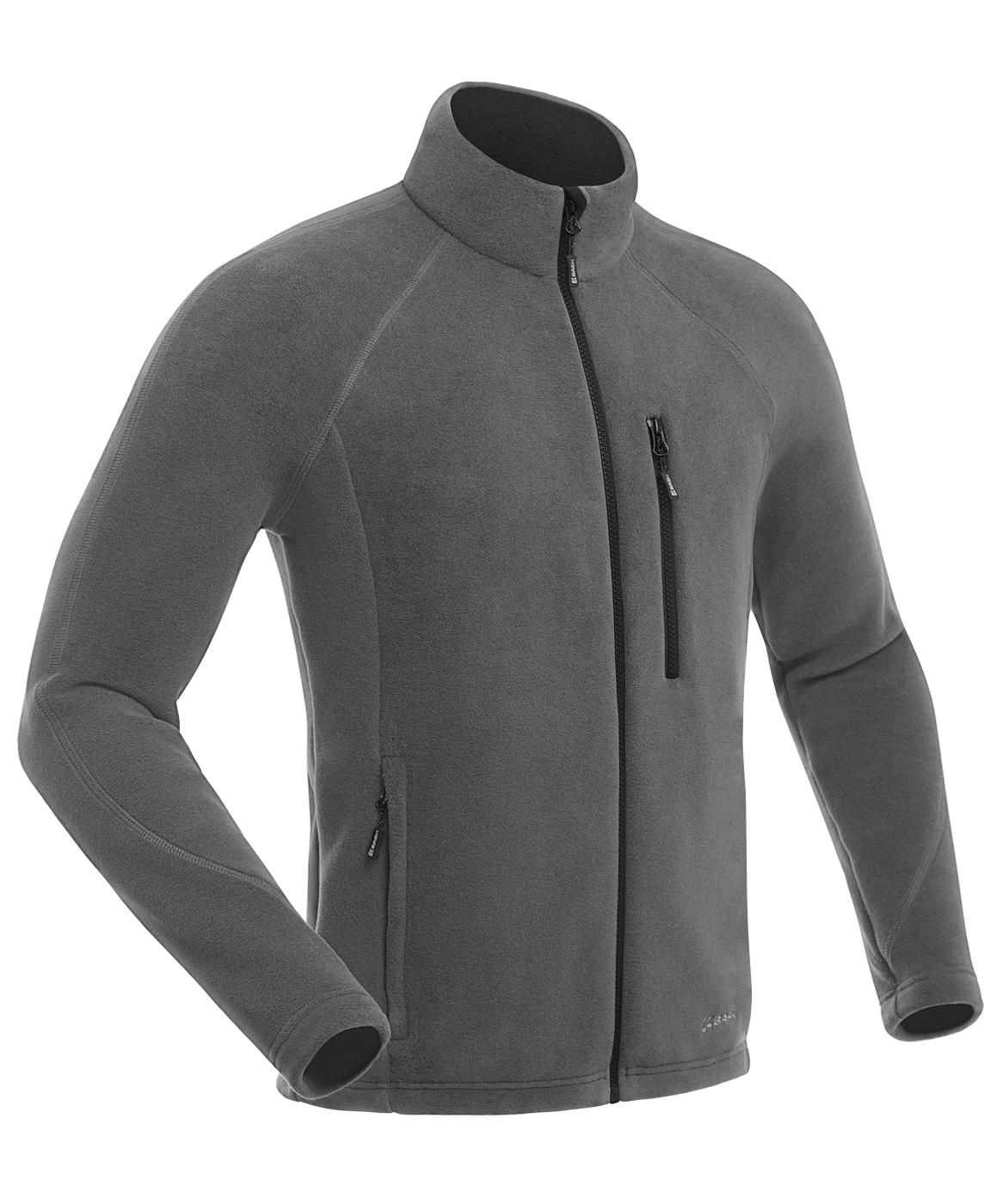 Купить Куртка Polartec BASK JUMP MJ серый тмн, Компания БАСК