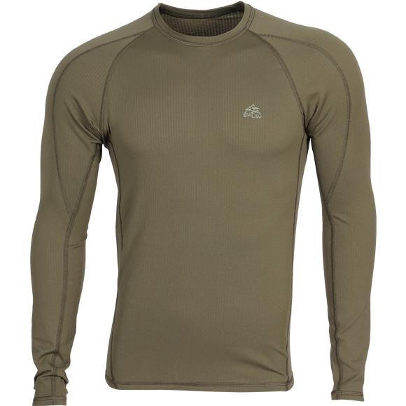 Термобелье футболка L/S Active Thermal Grid light олива, Футболки - арт. 1023230179