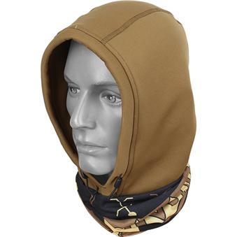 Купить Бандана-капюшон Polartec Wind Pro коричневый/dance gold, Компания «Сплав»