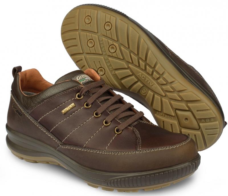 Ботинки трекинговые Gri Sport м.41705 v17 коричневые, Треккинговая обувь - арт. 924200252