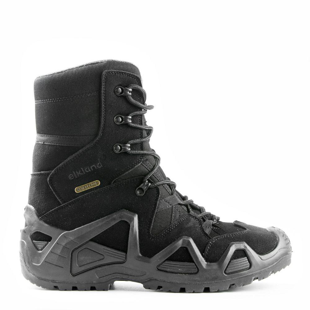 Треккинговые ботинки мужские 182 серия ELKLAND, Треккинговая обувь - арт. 1150190252