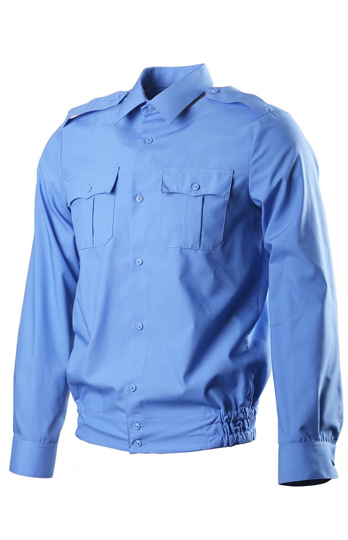 Сорочка, длинный рукав, на поясе сорочечная 530