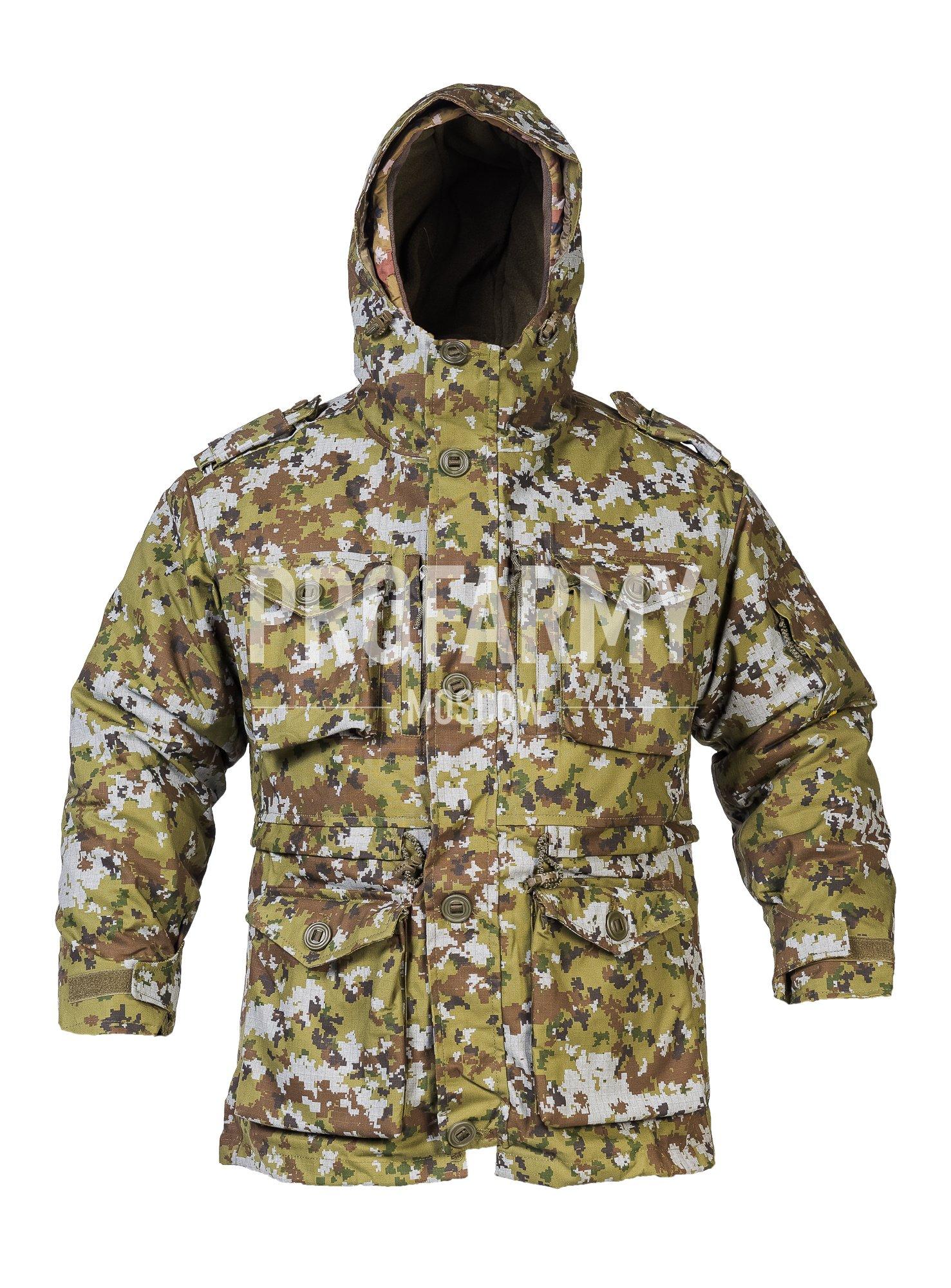 Купить Куртка Смок (новый пограничник) твил, PROFARMY