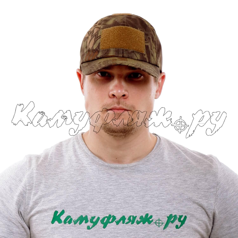 Бейсболка Keotica рип-стоп python