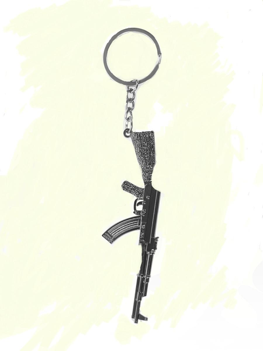 Брелок АК-47 металл