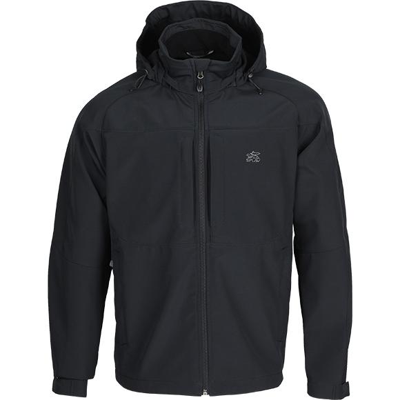Куртка Armour SoftShell черная, Куртки из Softshell и Windbloc - арт. 887310329