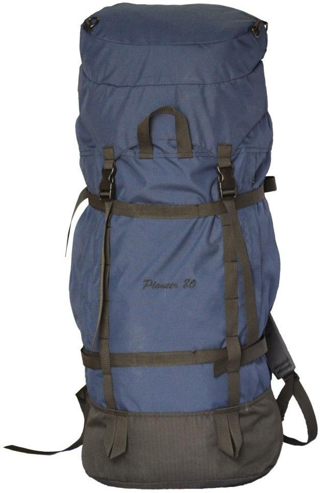 Рюкзак Пионер 80л цвет темно-синий, Рюкзаки для горных лыж и сноуборда - арт. 404960286