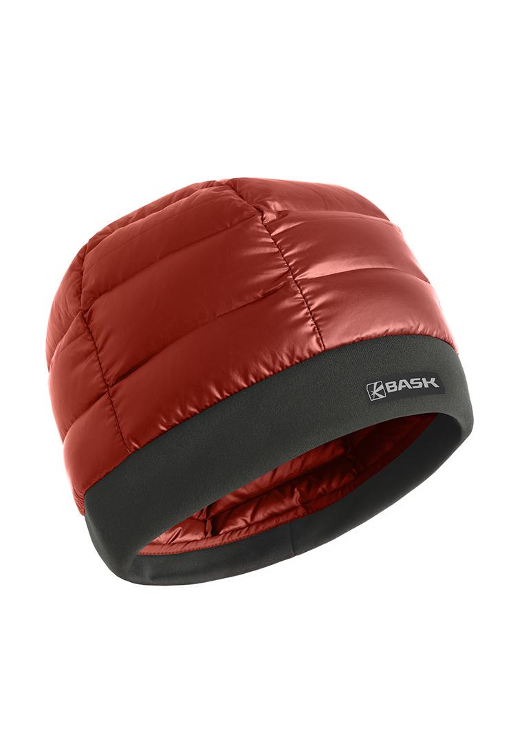 Купить Шапка пуховая BASK SAVIOR красная, Компания БАСК