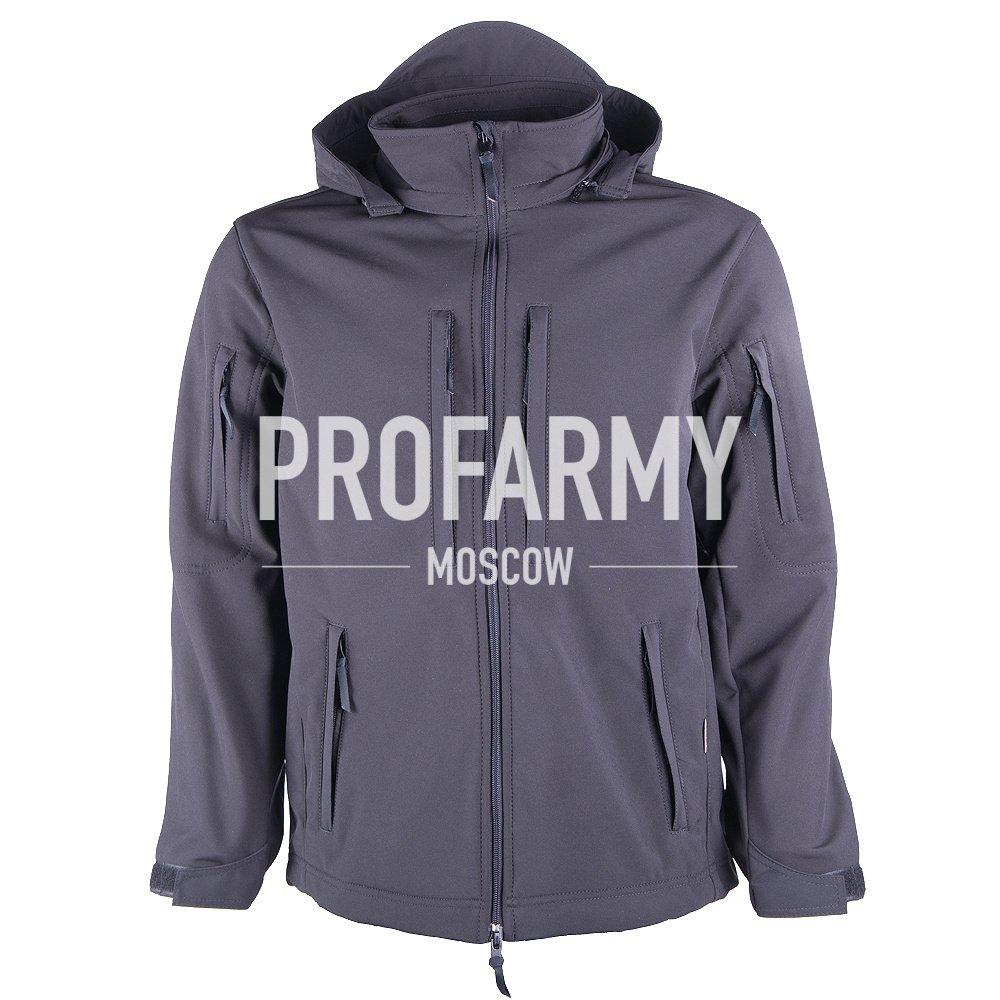 Куртка Mistral XPS16-4 черный, Куртки из Softshell и Windbloc - арт. 865110329