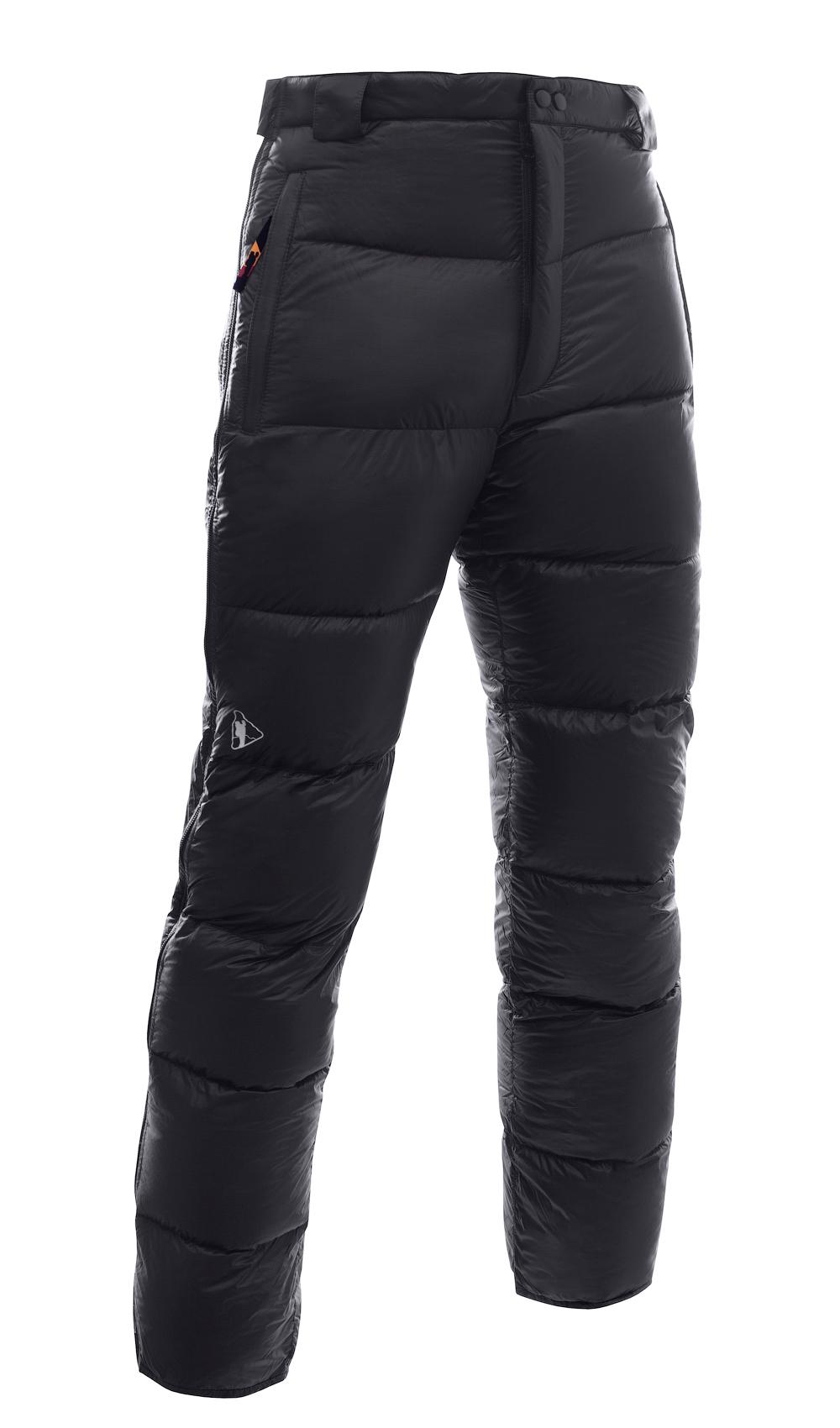 Купить Универсальные пуховые брюки Баск MERIBEL V3 черные, Компания БАСК