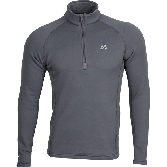 Термобелье пуловер Power Stretch серый - артикул: 852530185