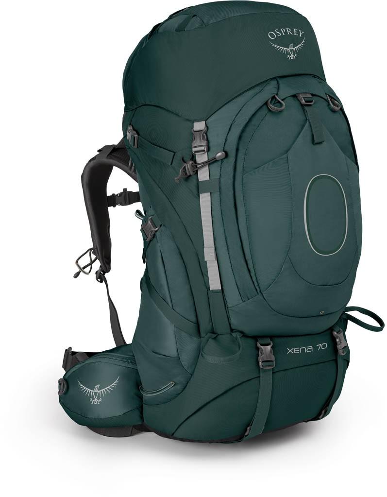 Рюкзак Xena 70 WM Canopy Green, 1033856.146, Экспедиционные рюкзаки - арт. 1032890270