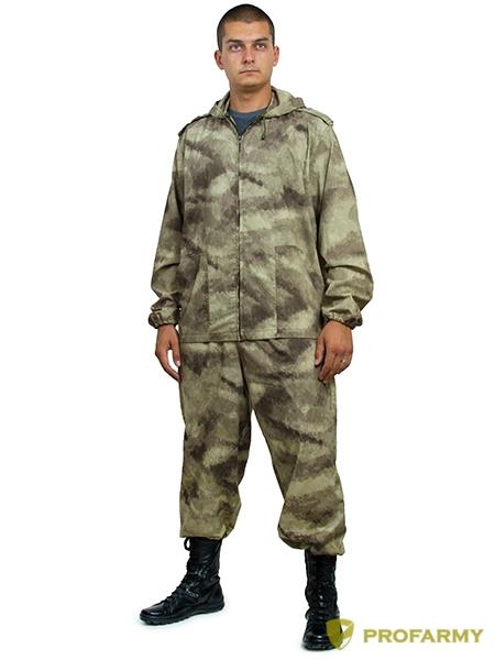 Костюм защитно-маскировочный КЗМ-4 песок, Тактические костюмы - арт. 1051380259