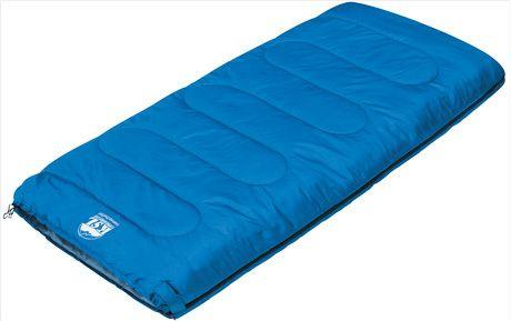 Мешок спальный CAMPING COMFORT blue, одеяло 185x100 cm, 6253.0, Постельные принадлежности - арт. 279240397
