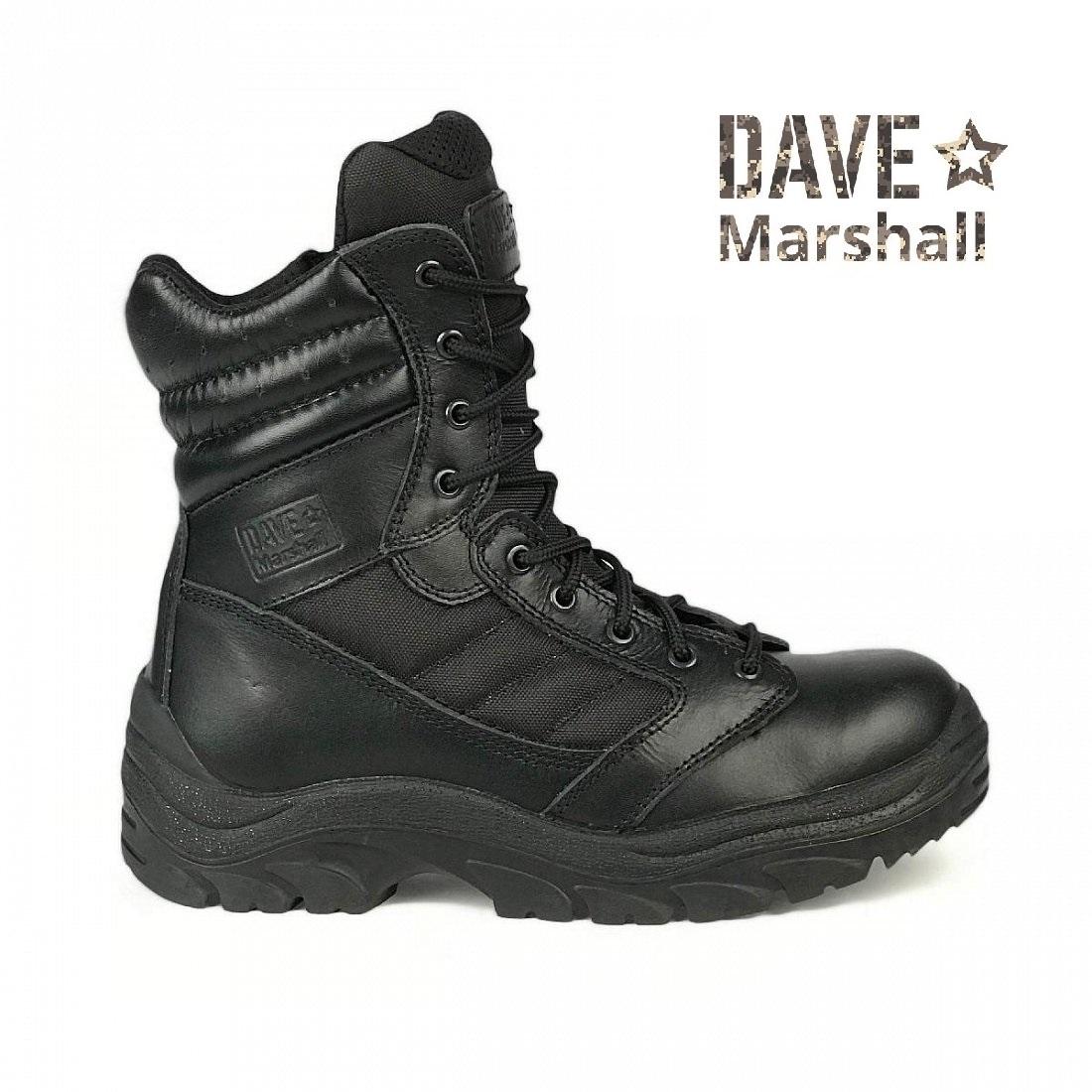 Ботинки кожаные с высокими берцами TERRA CG-7, Ботинки - арт. 1129480177