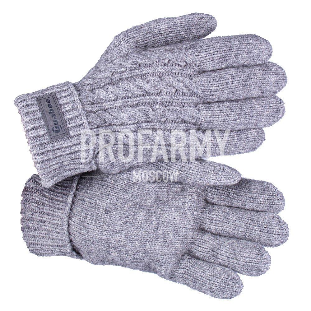 Перчатки мужские Guahoo 61-0750 GV/GY
