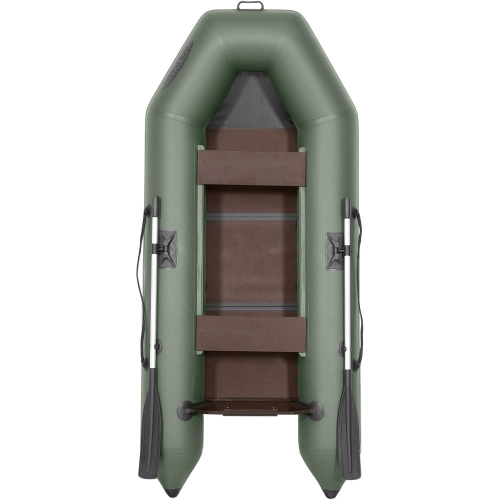 Лодка моторно-гребная ПВХ Лоцман М-280 ЖС, Лодки - арт. 1038810222