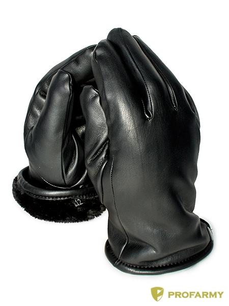Перчатки кожаные NESLI