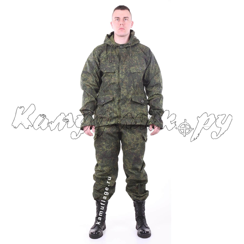 Костюм Снайпер-2 рип-стоп с налокотниками и наколенниками ЕМР, Тактические костюмы - арт. 1013770259