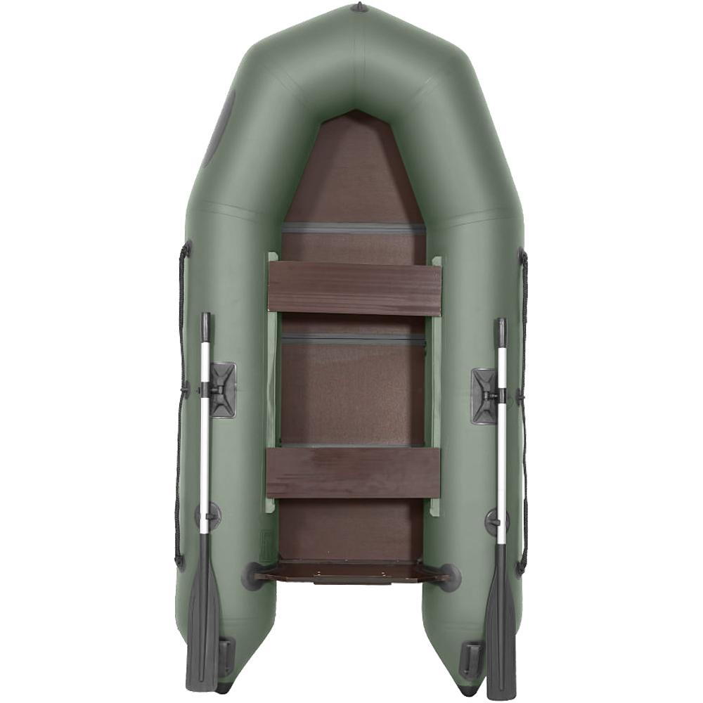 Лодка моторно -гребная ПВХ Лоцман М-290 ЖС, Лодки - арт. 1038830222