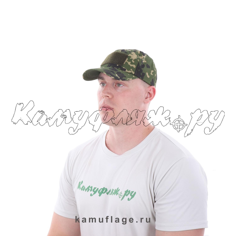 Бейсболка Keotica рип-стоп сфера