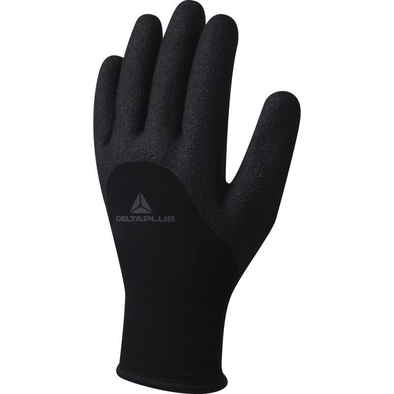 Купить Перчатки утепленные трикотажные с нитриловым покрытием HERCULE VV750 DeltaPlus, Ursus
