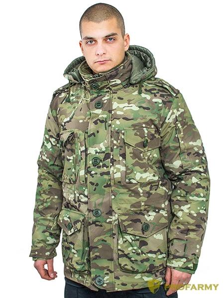 Куртка Смок-3 мембрана мультикам, Тактические куртки - арт. 865610335