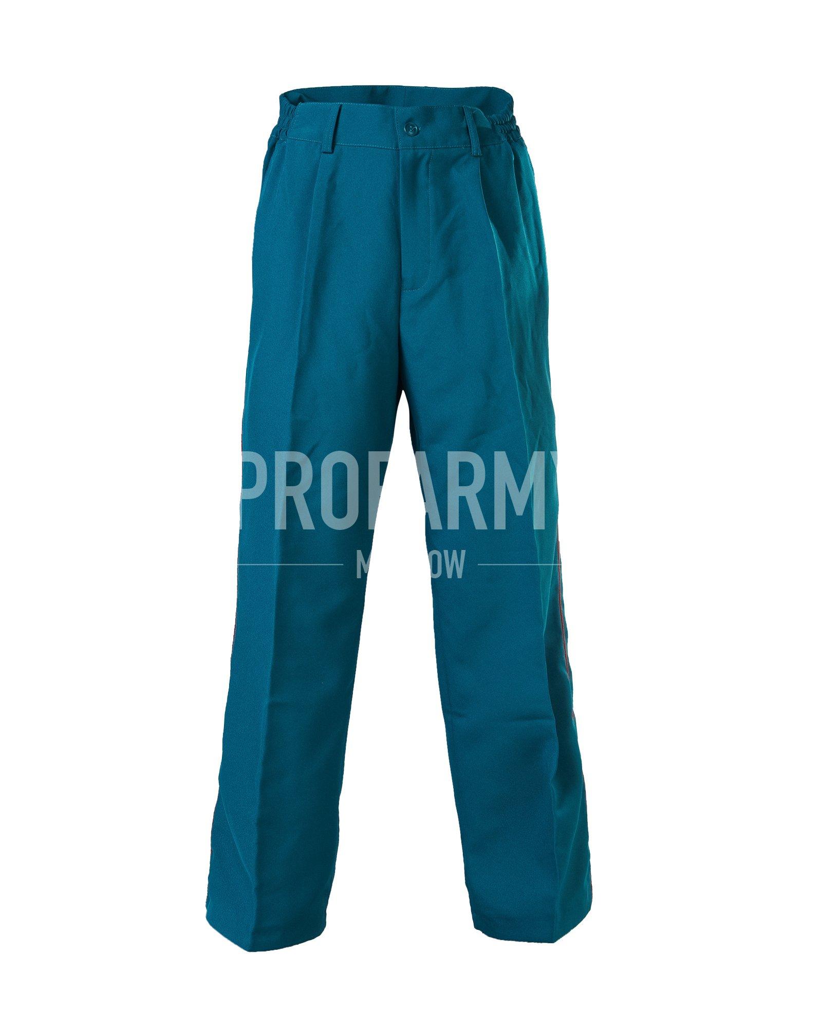 Брюки МЧС габардин, Форменные брюки - арт. 861430347