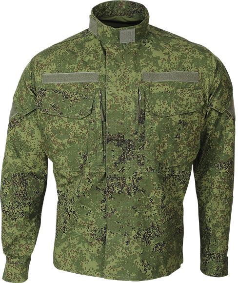Куртка TSU-3 цифровая флора