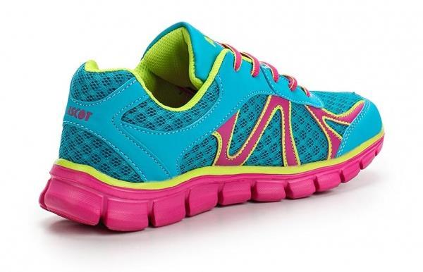Облегченные женские кроссовки SJ3081-04 IGUANA Ascot - артикул: 869430176