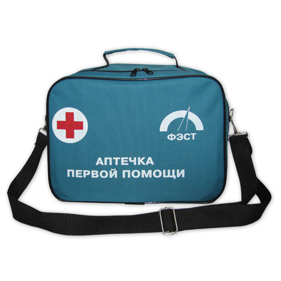 Аптечка первой помощи работникам (приказ №169н от 05.03.11) футляр мягкий - артикул: 975990302