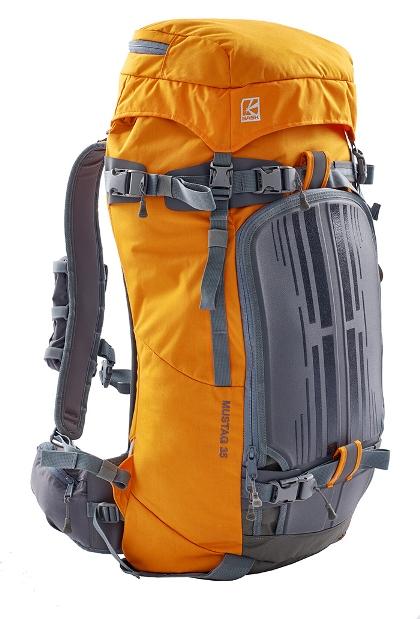 Рюкзак BASK MUSTAG 35 оранжевый, Рюкзаки для горных лыж и сноуборда - арт. 853530286