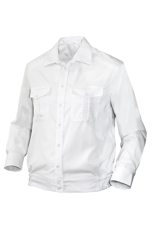 Парадная сорочка МО РФ с длинным рукавом, Рубашки - арт. 1130550163
