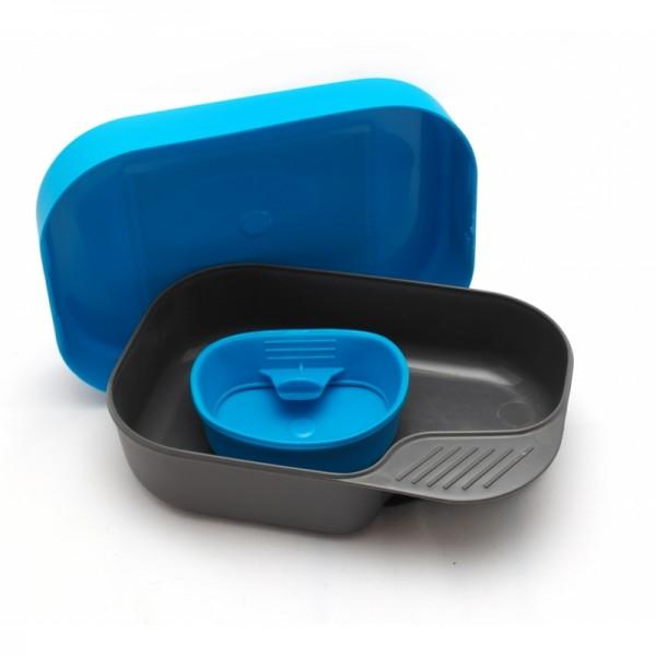 Купить Портативный набор посуды CAMP-A-BOX® BASIC LIGHT BLUE, W302633, Wildo