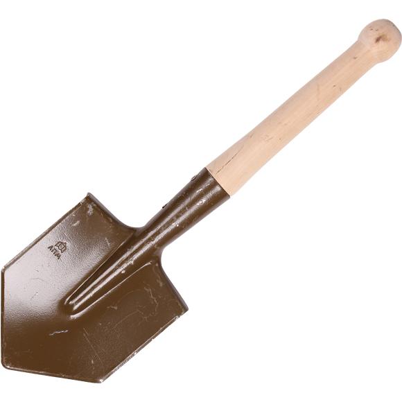 Лопатка сапёрная Шанец закалёная сталь