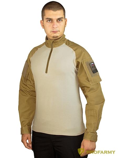 Рубашка тактическая Condor 210 TPR-07 coyote brown, Рубашки - арт. 1072210266