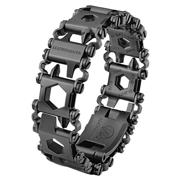 Браслет многофункциональный Leatherman TREAD LT (832432) черный, Прочий инструмент - арт. 1066530407