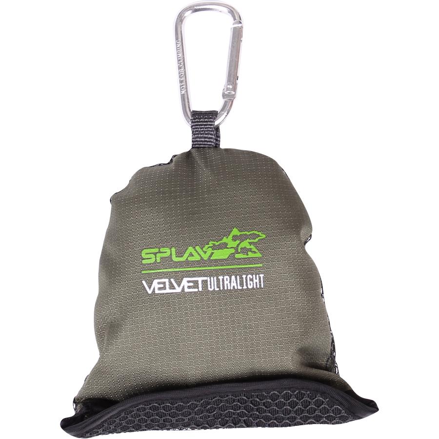 Купить Полотенце походное микрофибра Velvet ultralight 50х70 см, Компания «Сплав»