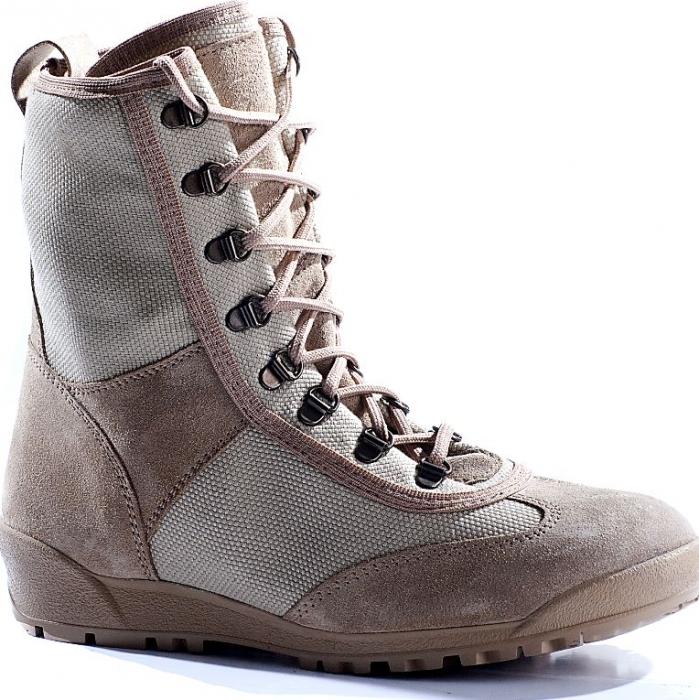 Штурмовые ботинки с высокими берцами Кобра 12320