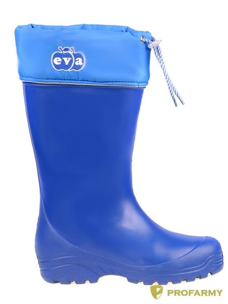 Сапоги женские Аврора (синий) 1314, Сапоги - арт. 909810175