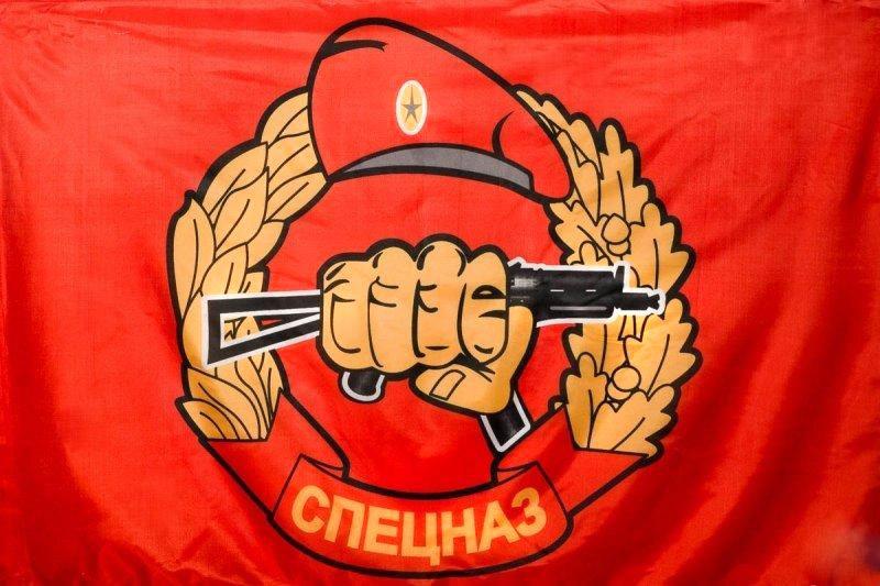 Купить Флаг СПЕЦНАЗ ВВ, ВВ МВД