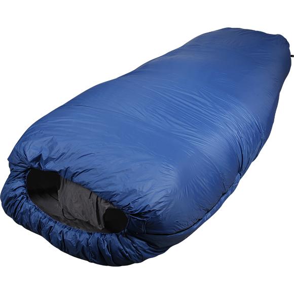 Спальный мешок Double Primaloft 120 синий, Трехсезонные (Весна/Осень) спальники - арт. 886790371