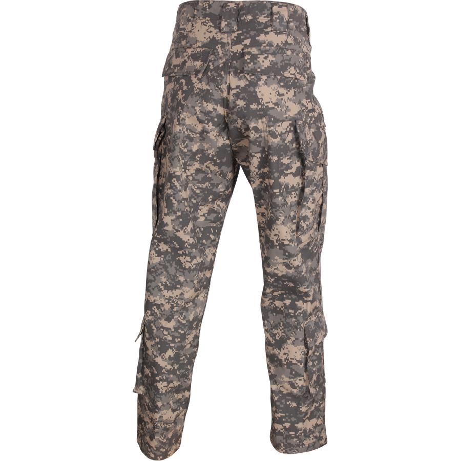 Брюки летние ACU-M мод.2 рип-стоп digital grey, Летние брюки - арт. 1039780349
