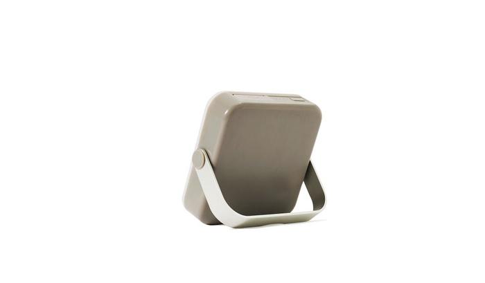 Купить Фонарь+Зарядное устройство MILKY WAY Grey (Серый) 550 люмен / 8800мАч GY030007, Fire-Maple