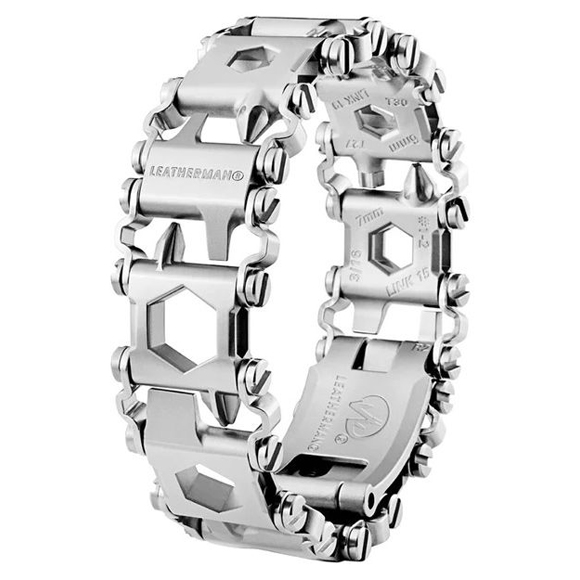 Браслет многофункциональный Leatherman TREAD LT (832431) серебристый, Прочий инструмент - арт. 1021420407