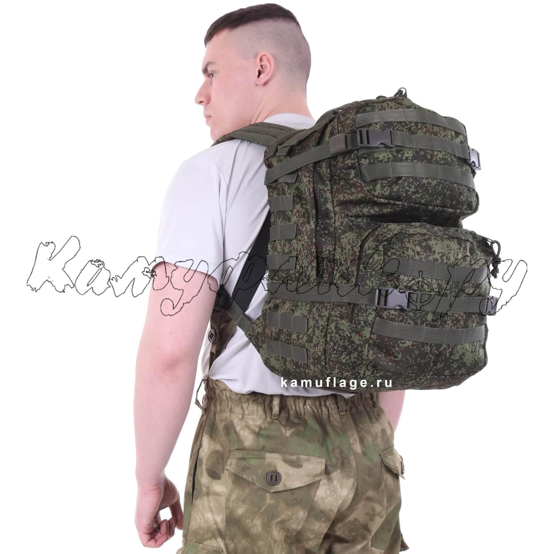 Рюкзак KE Tactical Assault 40л Nylon 900 den цифра, Тактические рюкзаки - арт. 988650264