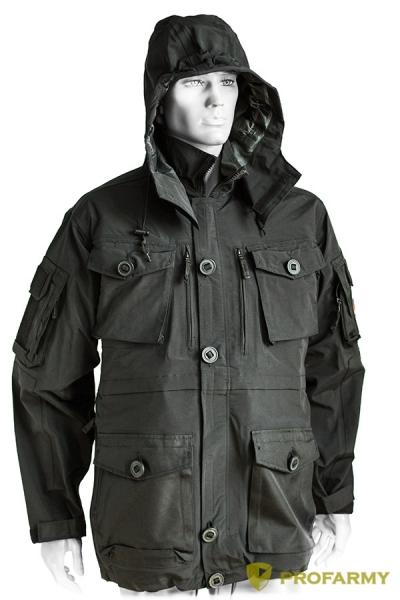 Куртка Field parka черная GSG-7, Демисезонные куртки - арт. 902670334