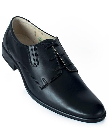 Туфли 253 натуральная хромовая кожа, Туфли - арт. 1119340263